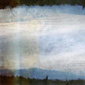 新的地平线 — 图库照片