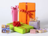 Gifts — Stockfoto