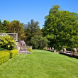English Garden - Stock Photo