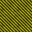 Royalty-Free Stock Photo: Hazard warning stripes