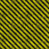 Hazard warning stripes — Stock Photo