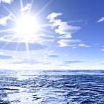 Sunshine and global warming — Stock Photo #1697138