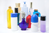 Lotions and potions — Stock Photo