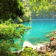 Cayangan Lake — Stock Photo