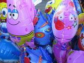 Balónky barevné hračky — Stock fotografie