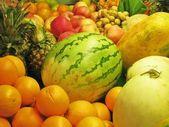 Fruits galore — Stock Photo