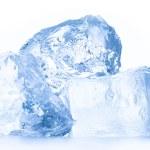 冰多维数据集 — 图库照片