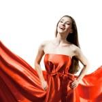 Long dress — Stock Photo #1788419