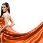 Long dress — Stock Photo #1788425