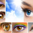 Foto Stock: Beauty eye