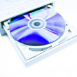 CD-ROM and CD — Stock Photo #1586009