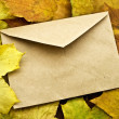 Royalty-Free Stock Photo: Closed envelope