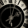 Old watch close up — Stockfoto
