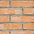 Royalty-Free Stock Photo: Old red brick wall