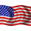 Foto de Stock  : Flag of america