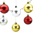 Christmas-tree decorations — Stock Photo #1587961