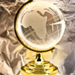 Glass globe — Stock Photo