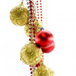 Christmas-tree decorations — Stock Photo #1589638