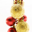 Christmas-tree decorations — Stock Photo #1589669