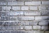 Konsistens av gammal tegelvägg — Stockfoto