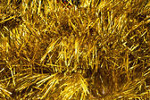 Celebratory Christmas gold texture — Stock Photo