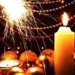 Kartka świąteczna — Zdjęcie stockowe
