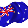 Flag of Australia — Stock Photo #1603194