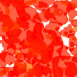 Abstract background with red stains — Stock Photo