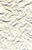 Crushed standard sheet — Stock Photo