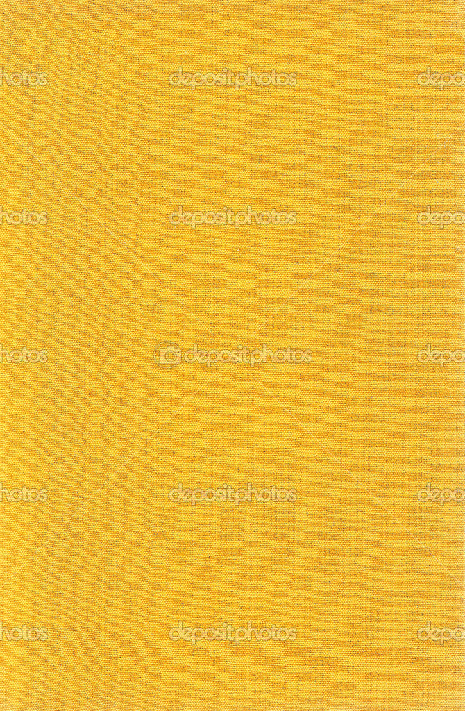 Texture of a yellow fabric — Stock Photo #1604678