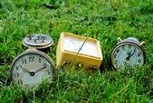 Birkaç alarmlar — Stok fotoğraf