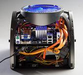 Modern computer — Stock Photo
