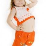 Little girl — Stock Photo #1604770