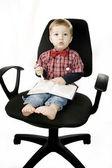 Baby-Boss — Stock Photo