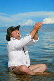 Male jovial — Stock Photo