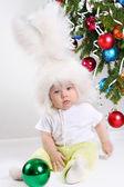 Bunny Boy — Stock Photo