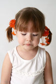 Sad child — Zdjęcie stockowe