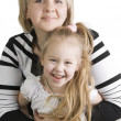 Mother and daughter. — Stock Photo #2145805