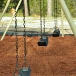 Empty swing set — Stock Photo #1740959