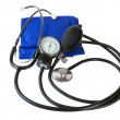 Sphygmomanometer - Stock Photo
