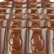 Porous chocolate — Stock Photo