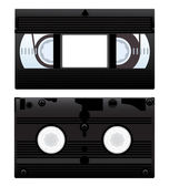 Video cassette — Stock Vector