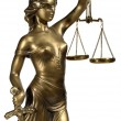 Lady of Justice - Stok fotoraf
