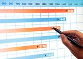 Analisi di mercato — Foto Stock
