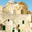 Old city Jerusalem Israel — Stock Photo #1704435