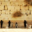 The Jerusalem wailing wall — Stock Photo #1704493