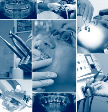 Dental background