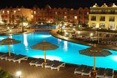 Arabic hotel — Stock Photo
