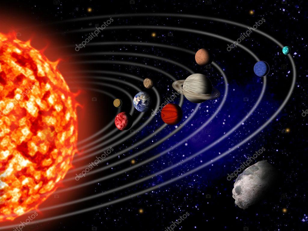 solar system three js - photo #41