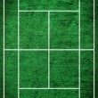 Tennis background - Stock Photo